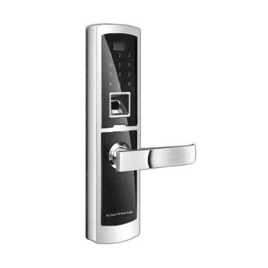E Guard Digital Door Lock Fingerprint Kunci Pintu Digital 1604rjakarta jual e guard td1604 smart digital door lock kunci pintu