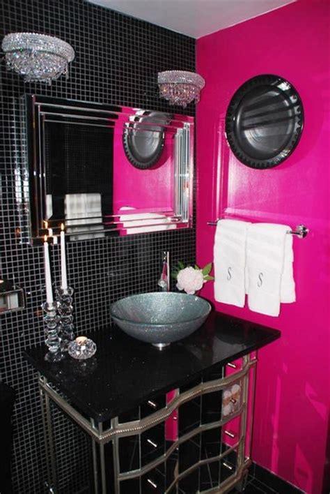 Vanity Hair Studio Nyc by Glamorous Guest Bathroom