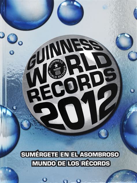 libro guinness world records 2010 opiniones de libro guinness de los r 233 cords