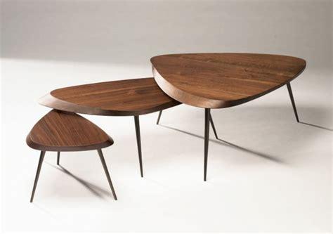 moderne couchtische design couchtisch massivholz modelle wohnzimmertischen aus holz