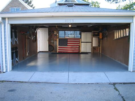 garage ideas cool 2 car garage ideas