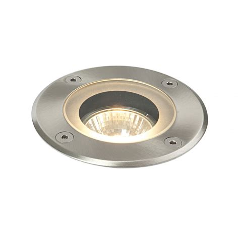 Outdoor Canister Lights 52212 Pillar Ground Recessed Outdoor