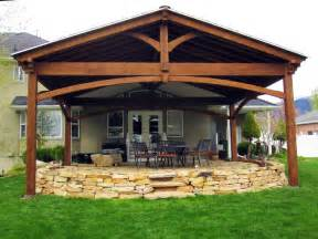 pavilion for outdoor dining gazebo shade cover for tub patio salt lake city by