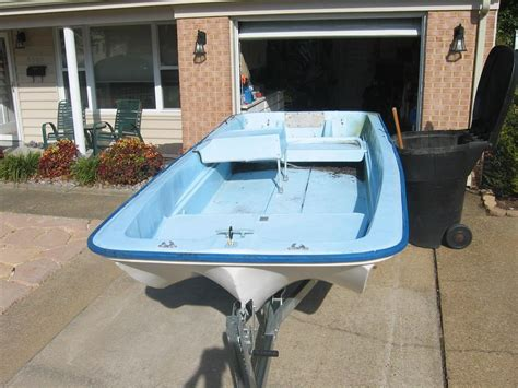 mckee boat parts 1975 mckee craft 14 project boat the hull truth