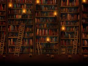 Bookcase Ladder Kit Wallpapers Books To Read Wallpaper 15859038 Fanpop