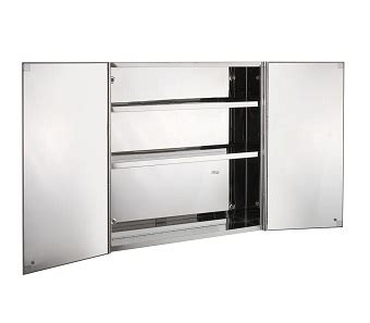 cheap mirrored bathroom cabinets stainless steel mirror cabinets builders discount warehouse