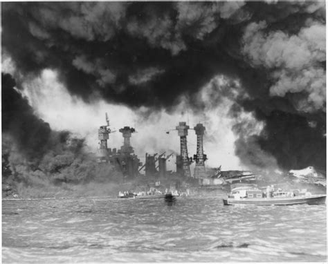 pictures from pearl harbor attack file japanese attack on pearl harbor hawaii nara