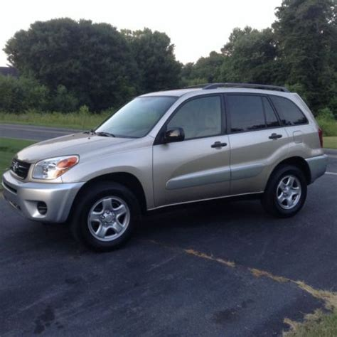 Gas Mileage Toyota Rav4 Purchase Used 2005 Toyota Rav4 Only 88k