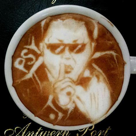 how to make designs on coffee incredible latte art by kazuki yamamoto