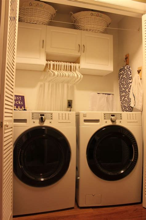 Laundry Closet Laundry Closet Makeover I A Similar