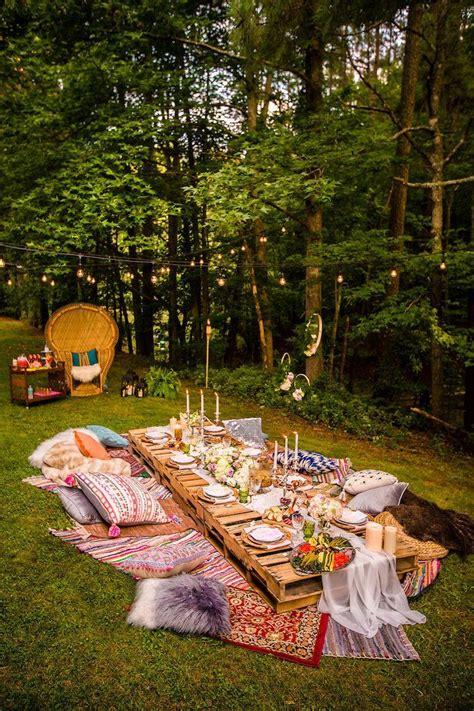 boho midsummer nights soiree karas party ideas
