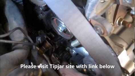 Toyota Camry Timing Belt Replacement Timing Belt Replacement Toyota Camry 1992 2001 2 2l 4