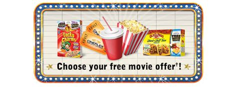 cineplex free movie offer freebies and fun things free movie offer with general