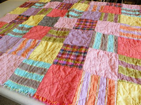 Easy Rag Quilt Patterns by Mightycrafty Baby Quilt