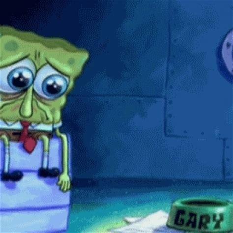 Sad Spongebob Meme - sad zac efron i love you meme gif