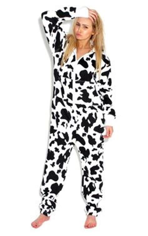 Piyama Dewasa Cow Skin Black Pajamas cow print pajama bottoms for the teenagers cow print and pajamas