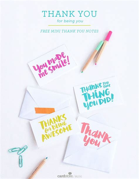 Thank You Note To Reading 25 Best Ideas About Printable Thank You Notes On Printable Thank You Cards Thank