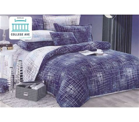 Twin Xl Comforter Set College Ave Dorm Bedding Extra Xl Bedding For Dorms