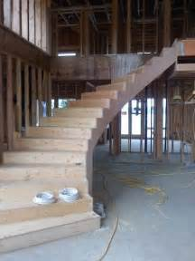 Free Standing Stairs by Customer Free Standing Stairs Traditional Staircase
