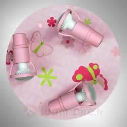 plafonnier pour chambre d enfant papillon 9606218