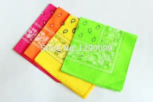 colored bandanas compare prices on neon colored bandanas shopping