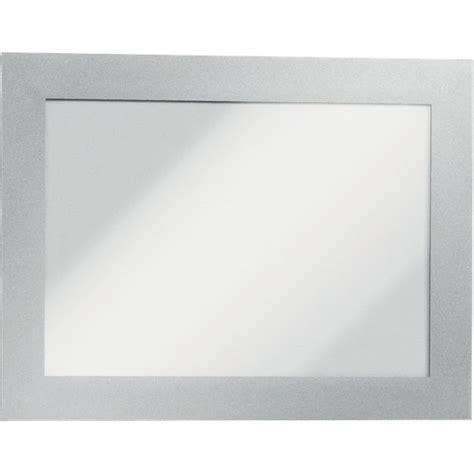 cornici adesive magaframe durable a6 argento 4870 23 conf 2