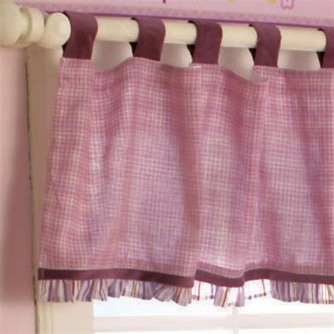 cocalo sugar plum rug cocalo sugar plum window valance tab style modern curtains by hayneedle