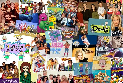 tv shows 30 tv shows that made my childhood awesome the