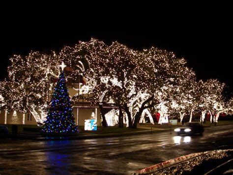 christmas light show in austin texas christmas lights in johnson city texas mark d roberts