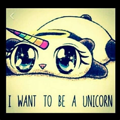 i want to be i want to be a unicorn on we it