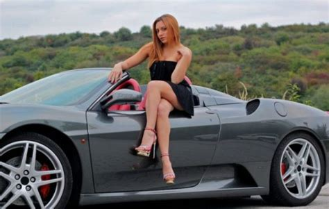 Ass Auto by Sexy Girls And Cars Are A Match Made In Heaven 64 Pics