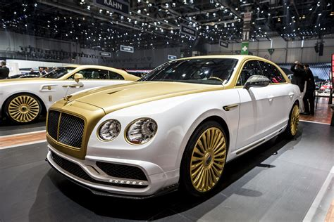 bentley flying spur geneva 2016 mansory bentley flying spur