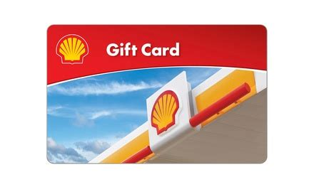 Shell Gas Gift Card Groupon - shell gift card shell gas groupon