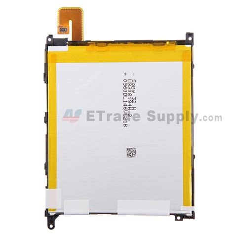 Battery Batre Baterai Experia Sony Z Ultra sony xperia z ultra xl39h battery etrade supply