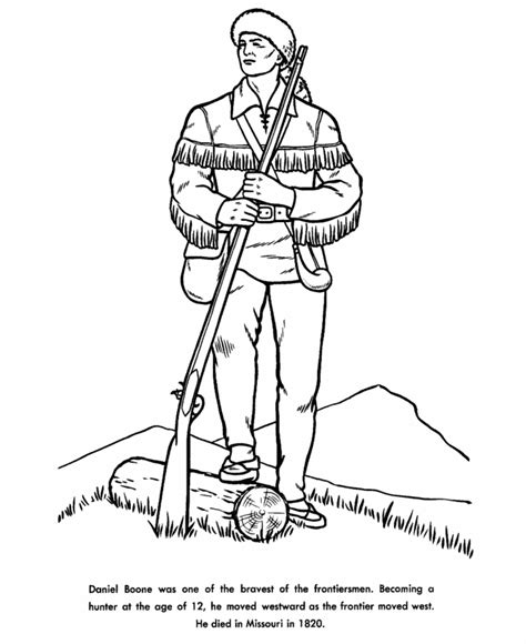 hunting coloring pages coloringpagesabc com