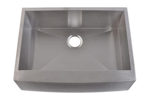 stainless farm sink bowl mazi efs3021 handmade single bowl stainless steel farm