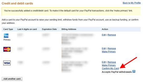 can i make a paypal account with a debit card how to verify paypal account without a credit card hongkiat