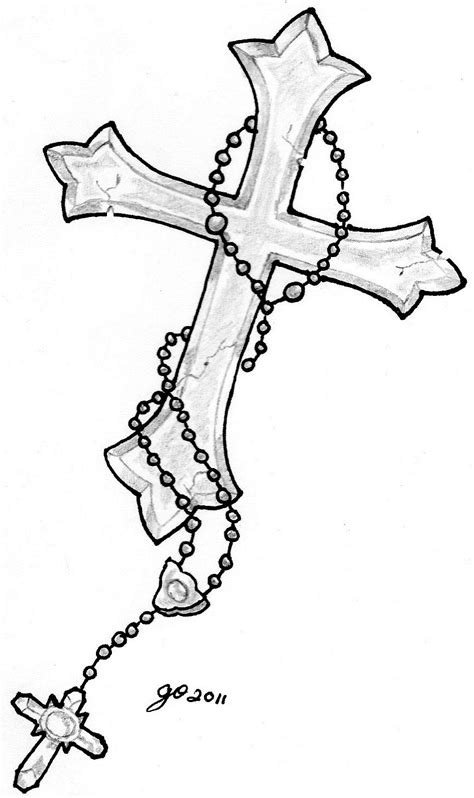 tattoo drawings of crosses cross tattoos designs ideas and meaning tattoos for you