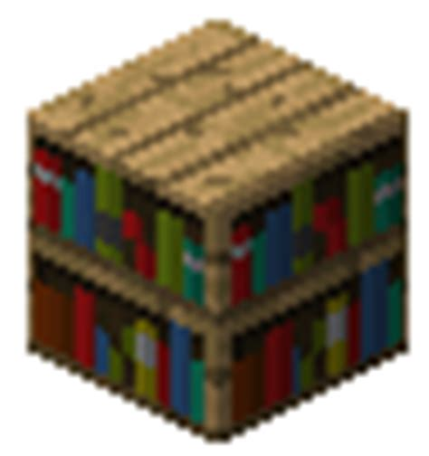 bookshelf minecraft information