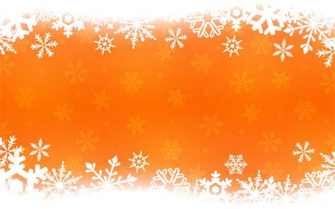 wallpaper christmas orange orange snowflakes christmas background new family social