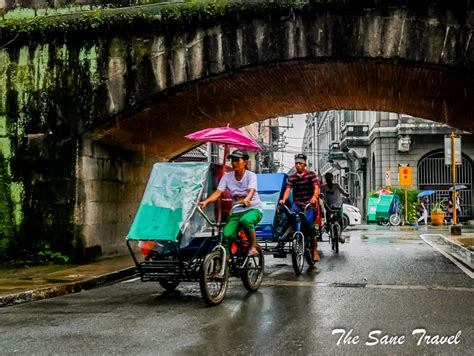 pedicab philippines your guide on public transport in the philippines