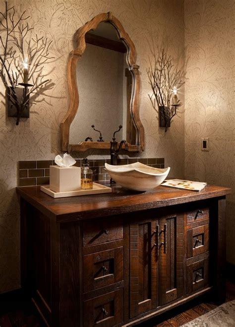 26 impressive ideas of rustic bathroom vanity home