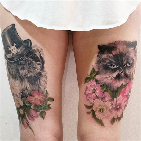 tattoo cat persian 68 best images about tatoo ideas on pinterest half