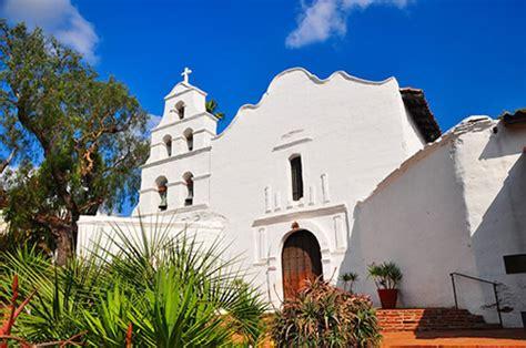 Mission San Diego De Alcala Floor Plan San Diego Mission Church American Latino Heritage A