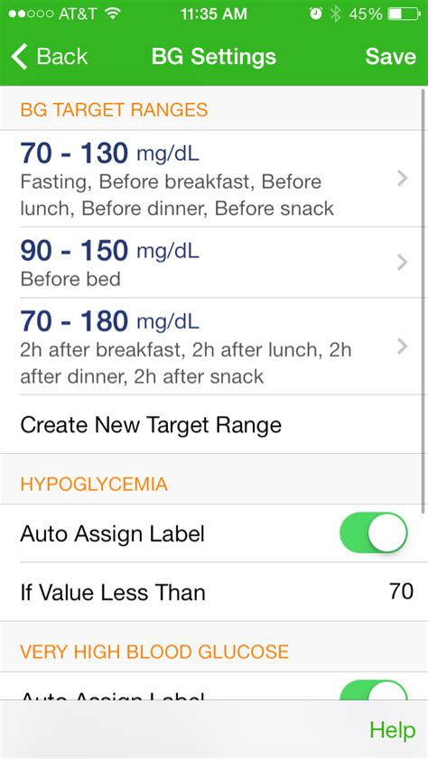 iphone diabetes tracker app mynetdiary
