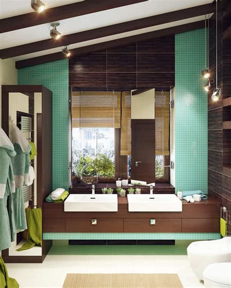 Modern Bathroom Designs 2012 by 7 Modern Bathroom Designs With Different Special Color