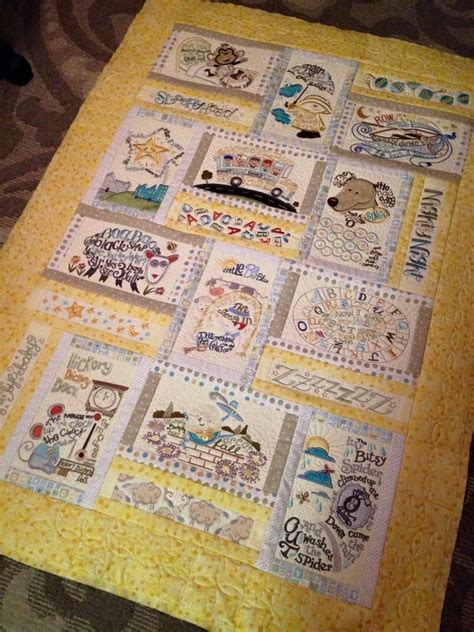 Machine Embroidery Quilt Patterns by 20 Best Goodesign Images On