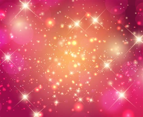 light beautiful vector free background created from many beautiful pink stardust background vector graphics