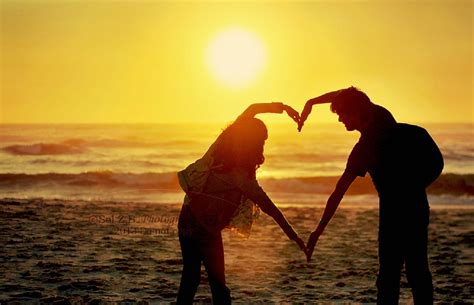 imagenes lindas de amor en la playa fotos de enamorados rom 225 nticos para compartir