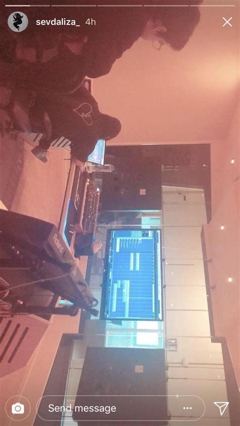 skrillex in the studio skrillex spotted in the studio with yet another unlikely